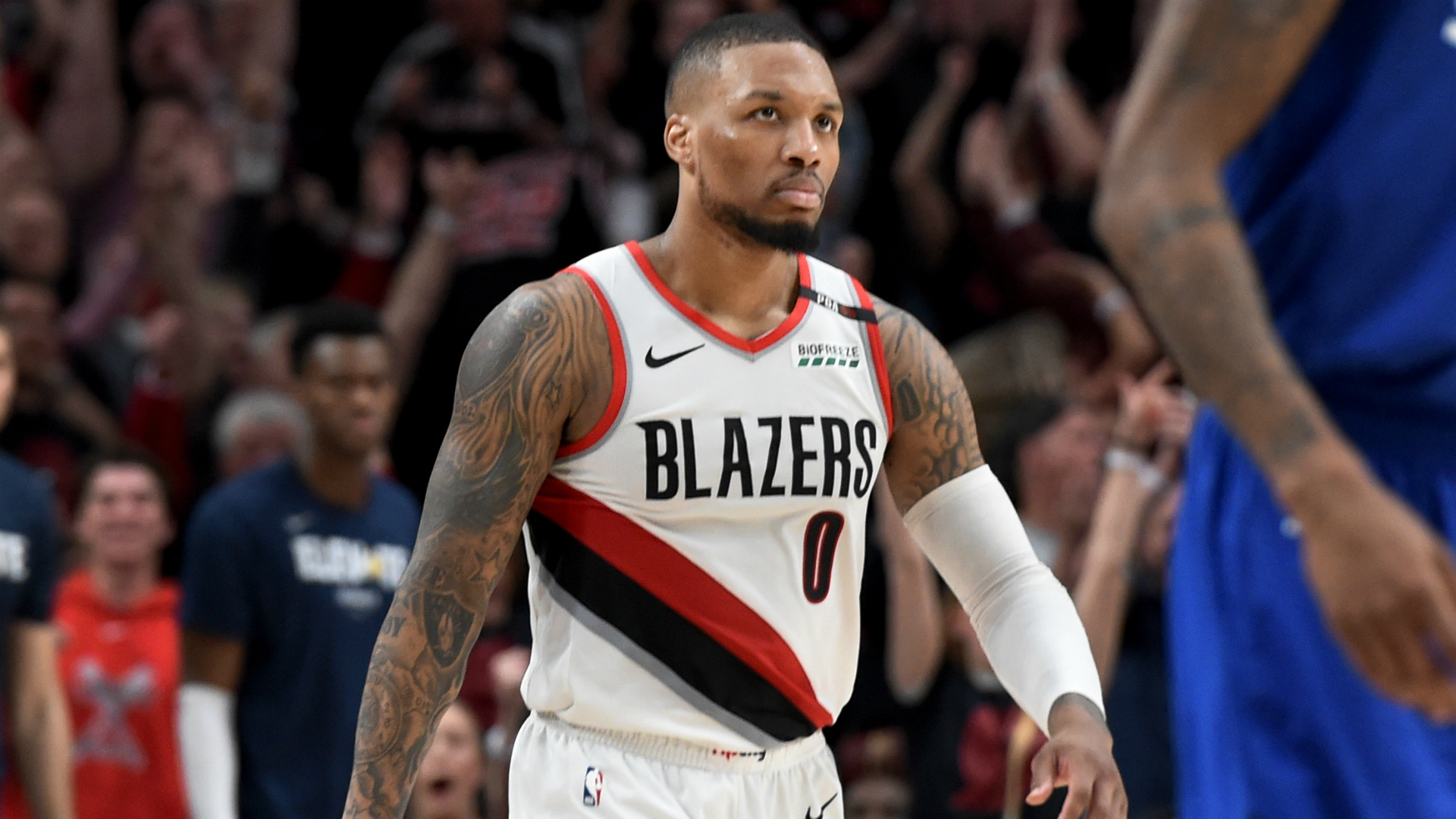 Trail Blazers' Damian Lillard on load management: 'I don't think we have the luxury'