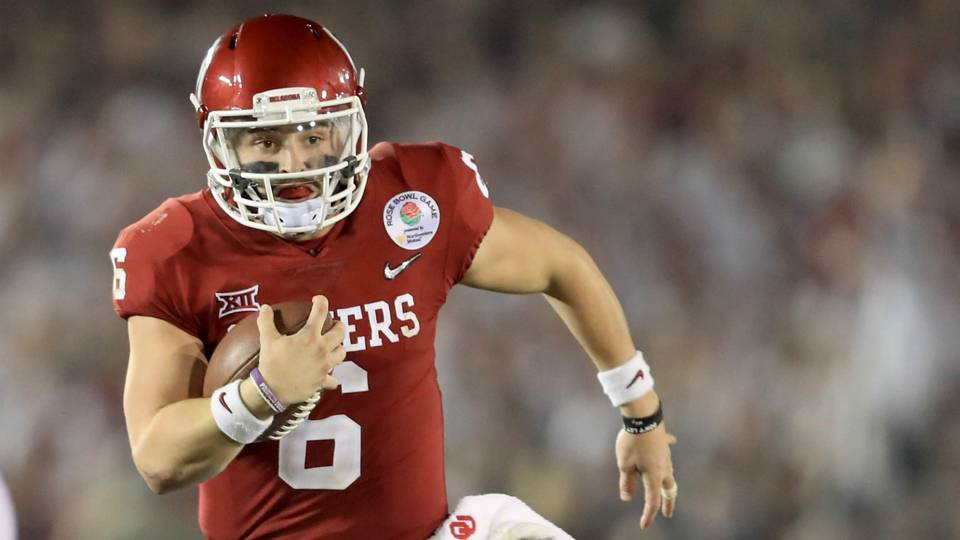 2018 NFL Draft: Baker Mayfield clarifies #GetMeToMiami comments