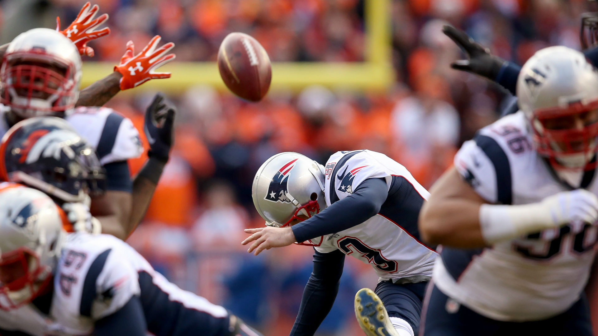 Patriots audition kicker Nick Rose in wake of Stephen Gostkowski's injury