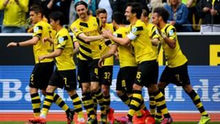 Dortmund vs Hertha - Cropped