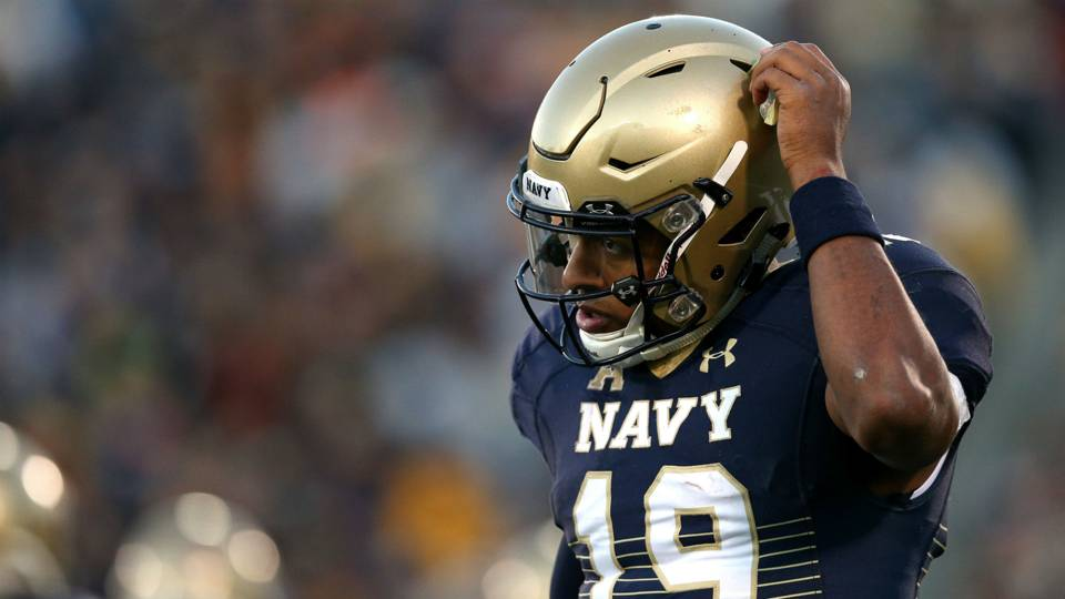 Seahawks sign former Navy quarterback Keenan Reynolds, report says