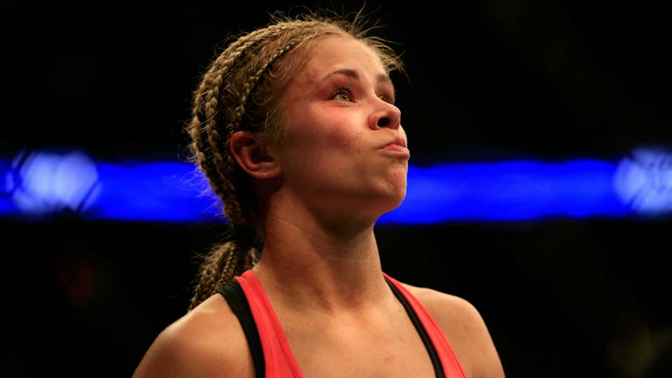 UFC's Paige VanZant opens up about bullying, contemplating suicide as teen