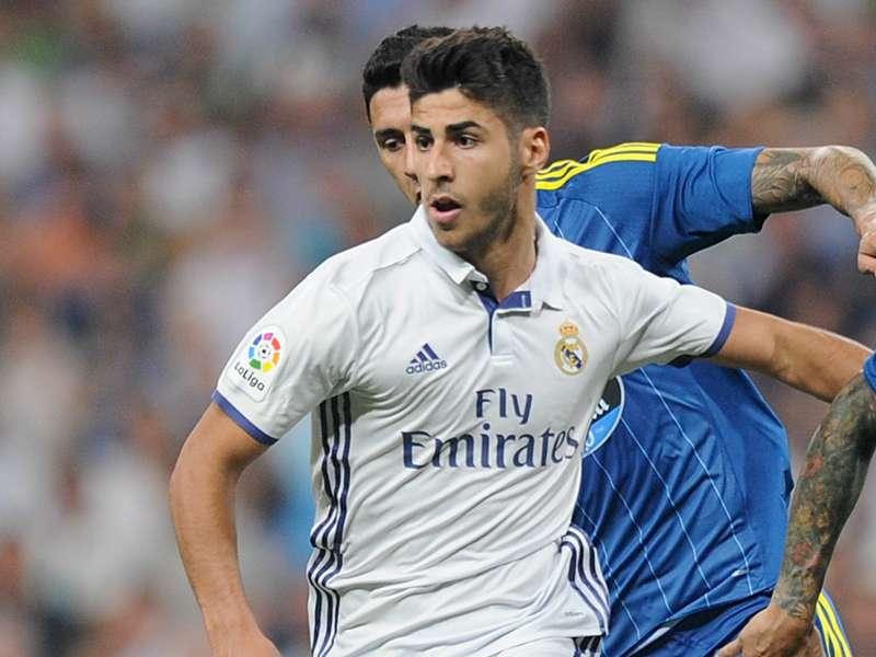 Asensio: I had the chance to join Barcelona before moving to Real Madrid