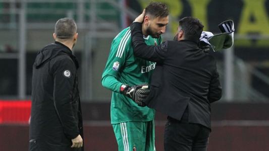 'Forza Milan!' - Donnarumma plays down Milan exit rumours