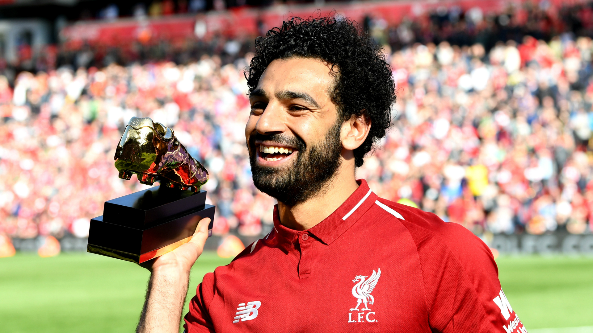 Mohamed Salah to miss World Cup as Klopp confirms