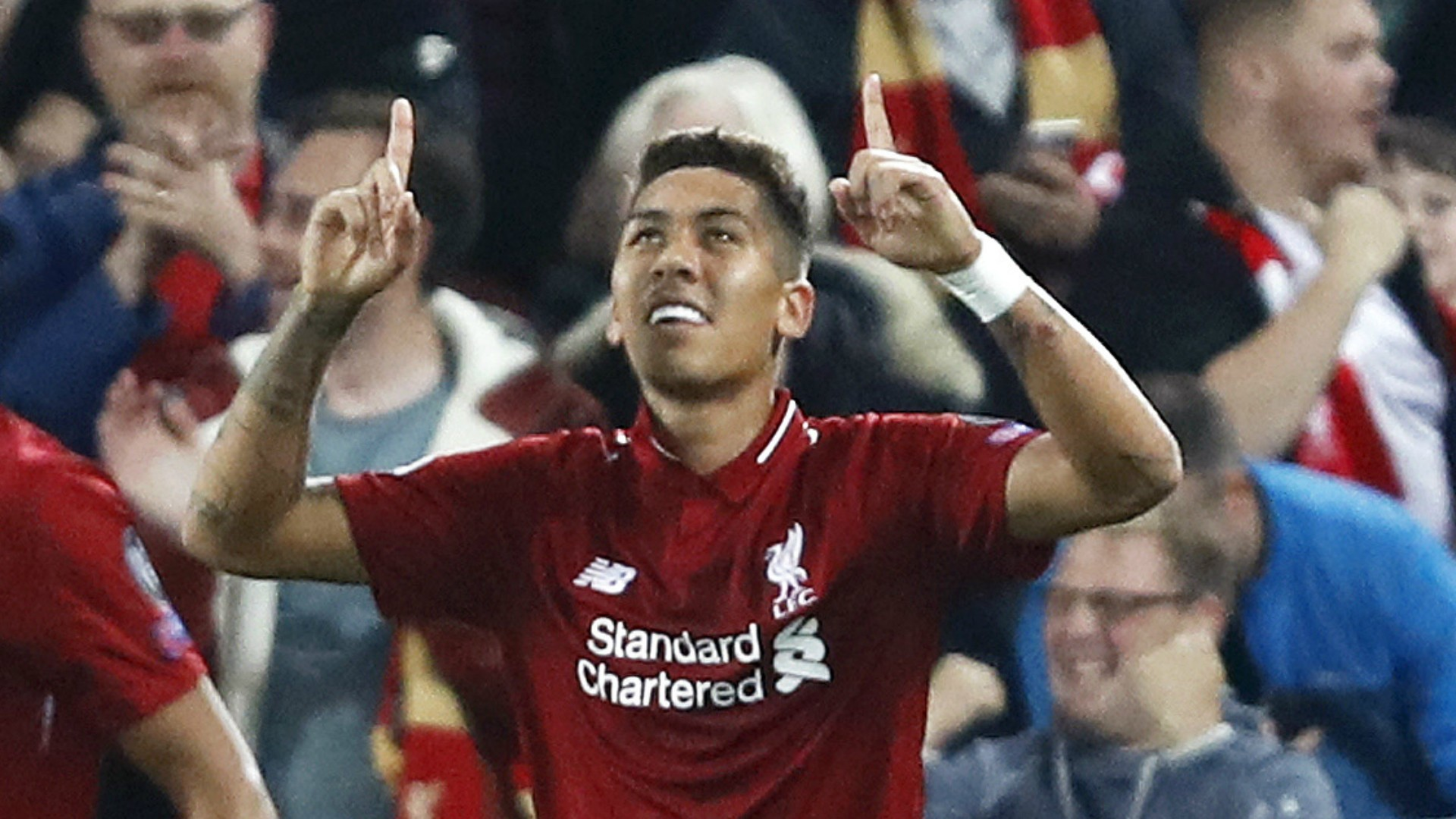 UCL (2018-2019) Report: Liverpool 3 Paris Saint-Germain 2 - Firmino strikes late as Reds edge five-goal thriller