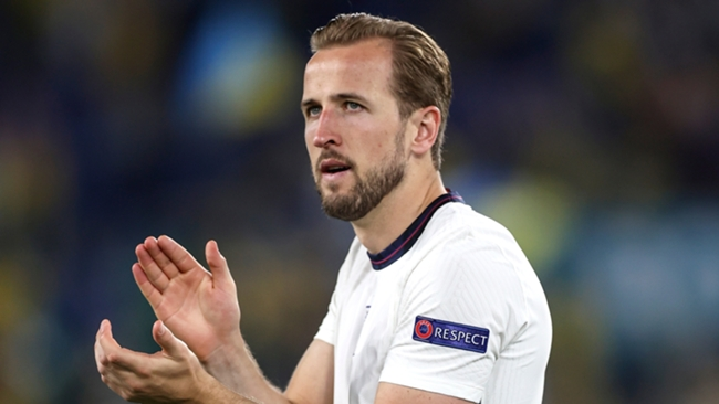 England captain Harry Kane has been linked with a move away from Tottenham