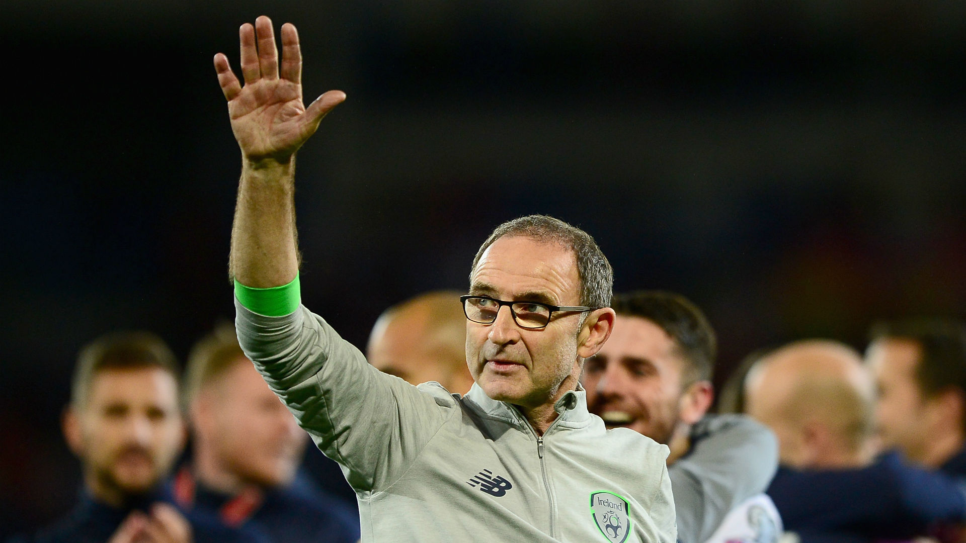 Ireland manager O'Neill extends deal until 2020