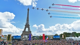 Paris prepares to welcome the 2024 Olympics