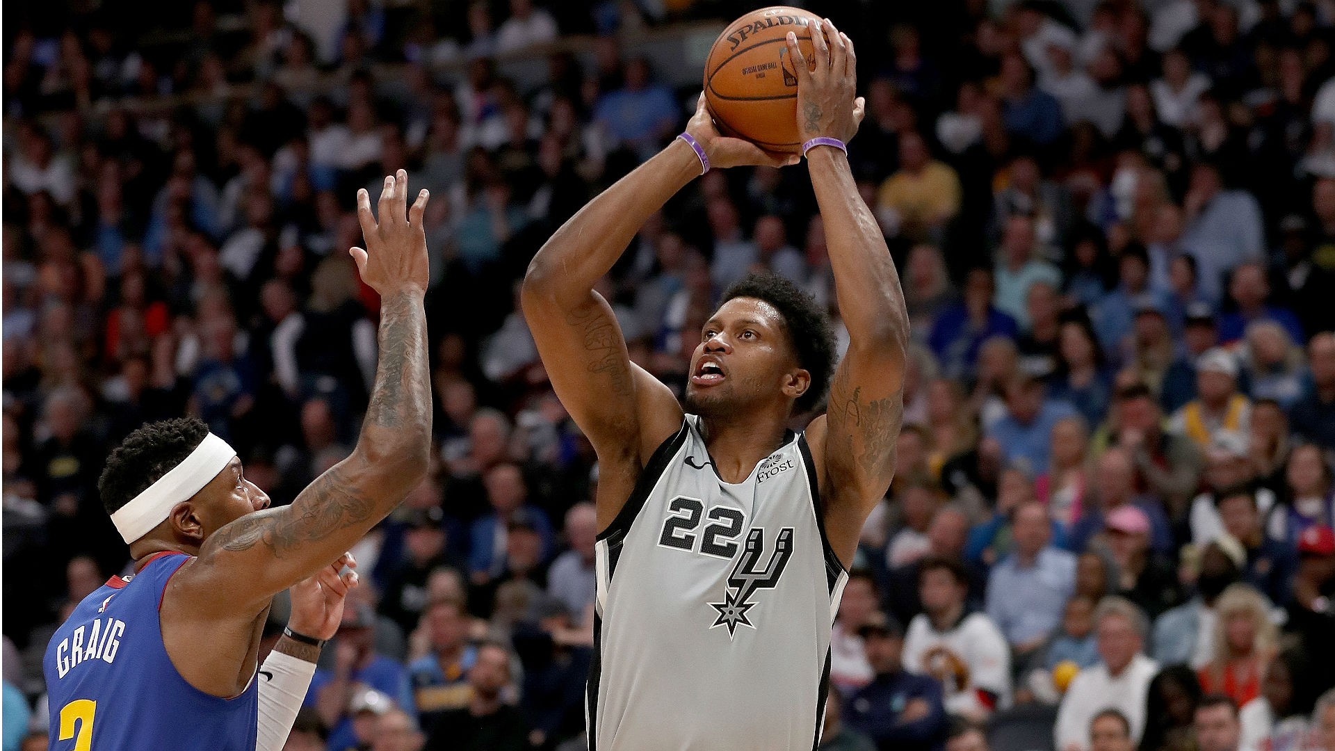 NBA free agency news: Spurs re-sign Rudy Gay to reported 2-year, $32M deal