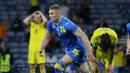 Ukraine's Artem Dovbyk