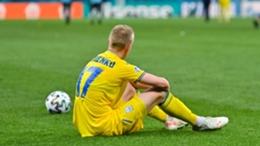 Ukraine midfielder Oleksandr Zinchenko