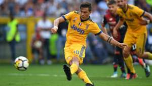 Genoa 2 Juventus 4: Dybala hits hat-trick as Bianconeri come back from two down