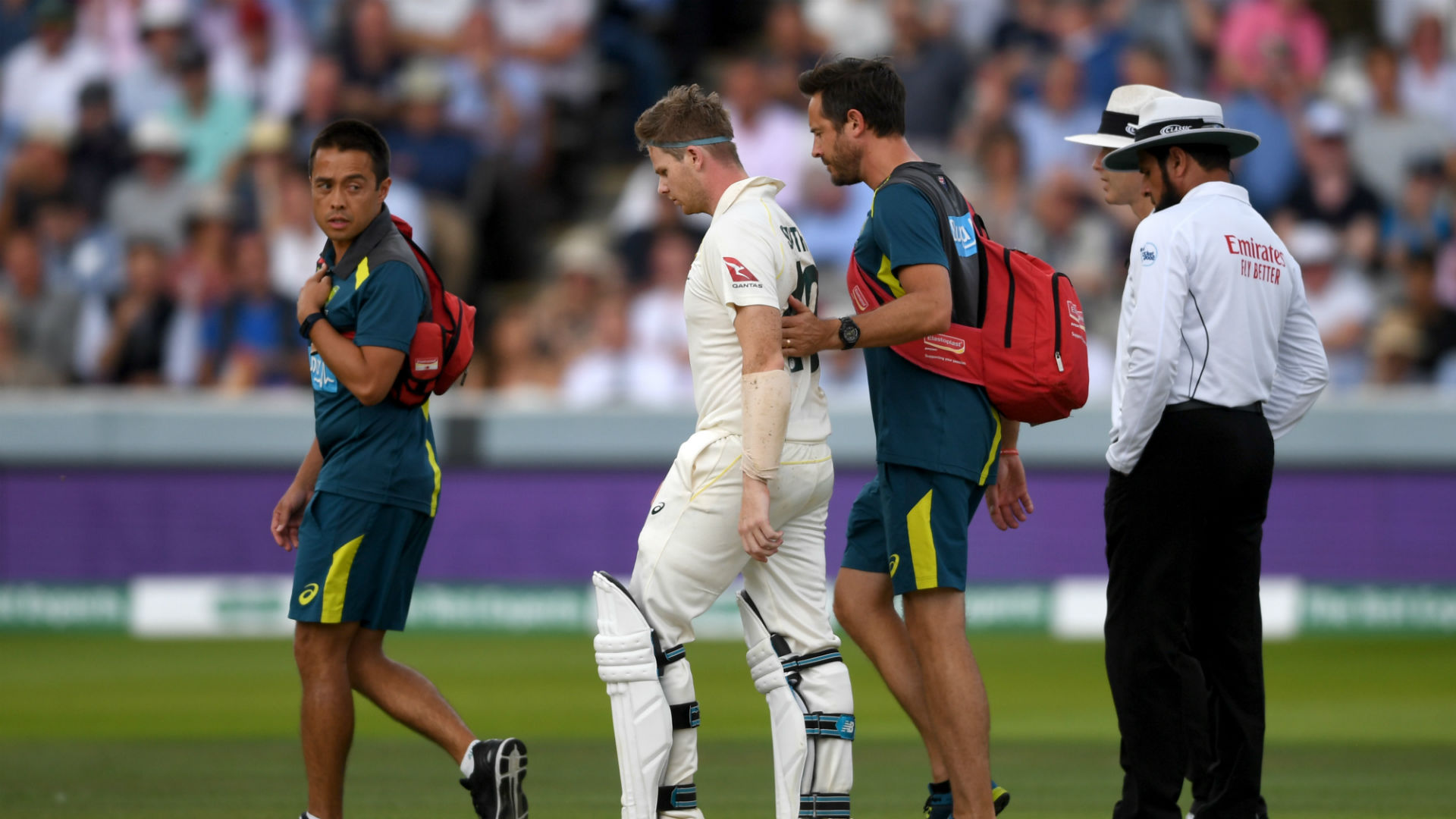 Ashes 2019: Joe Root urges England to 'jump on' third Test chance with Steve Smith out