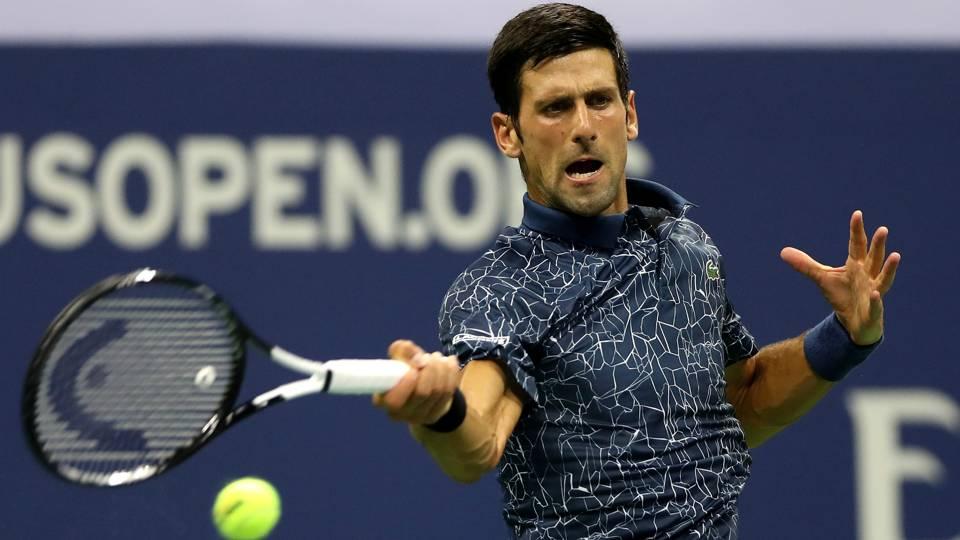 U.S. Open 2018: Novak Djokovic overcomes Tennys Sandgren in New York