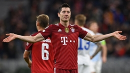 Robert Lewandowski dominated once more against Dynamo Kiev for Bayern Munich in their Champions League clash on Wednesday