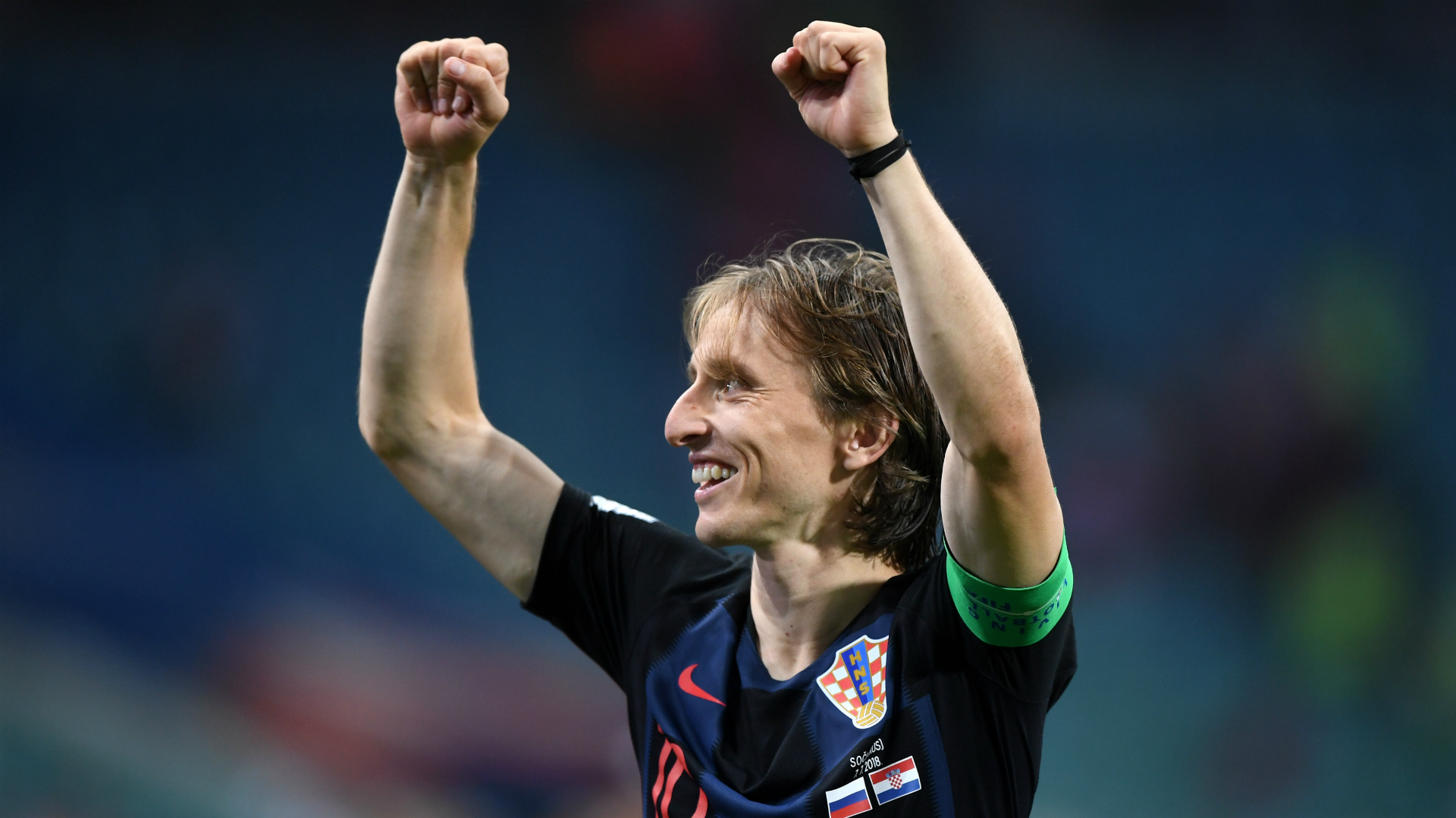 Croatia's success is much more important than me, says Luka Modric