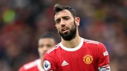 Bruno Fernandes could miss out for Manchester United