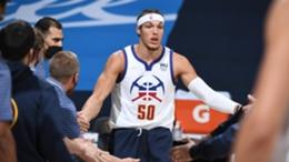 Aaron Gordon of the Denver Nuggets