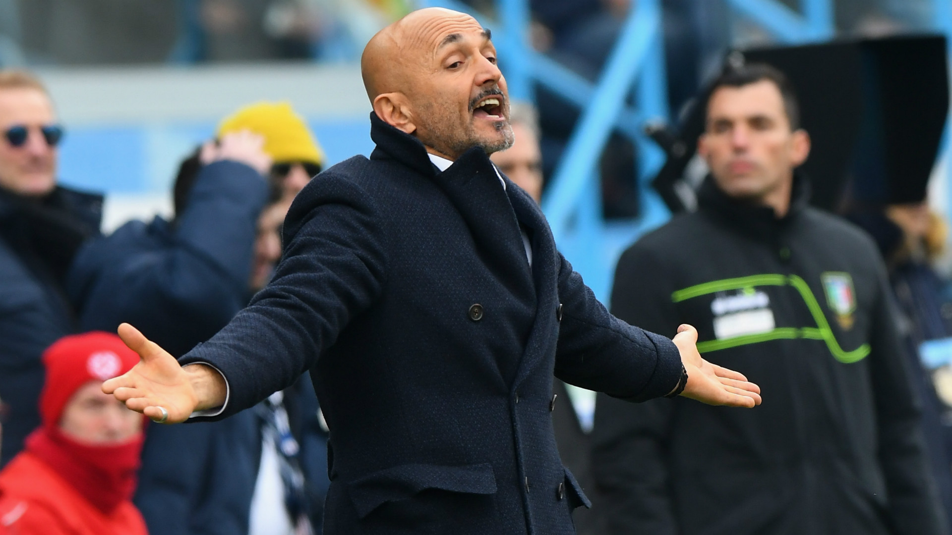 Spalletti angry after Inter Milan held at SPAL