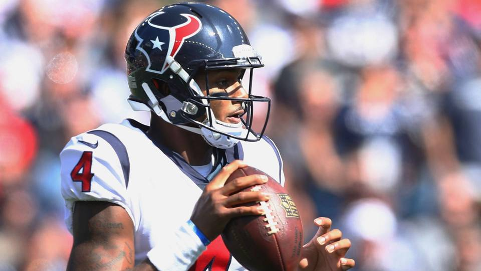 Deshaun Watson injury update: Texans QB says he'll 'for sure' play against Bills