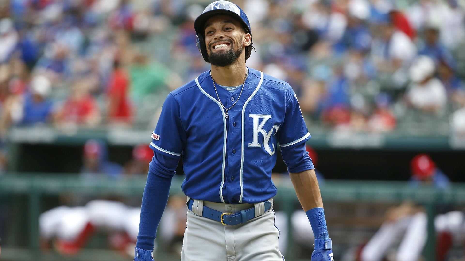 MLB trade rumors: Royals focused on moving Billy Hamilton, Ian Kennedy, other veterans