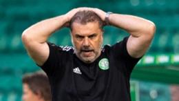 Celtic coach Ange Postecoglou