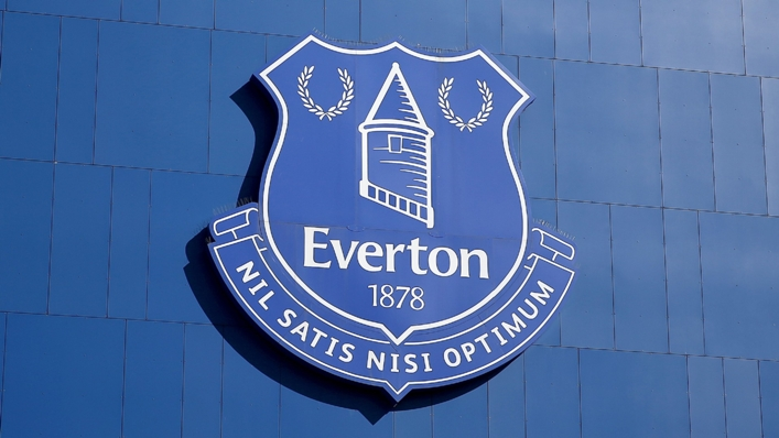 Everton have suspended a first-team player