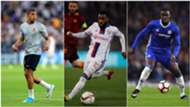 France squad - Cropped