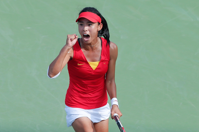 wang tennis - photo #18