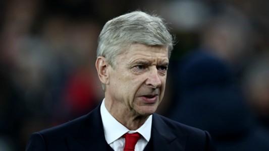 Arsene Wenger cropped