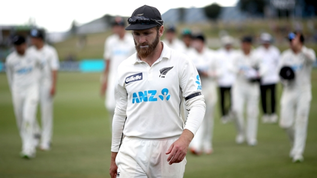 Kane Williamson missed the second Test against England at Edgbaston due to an elbow injury.