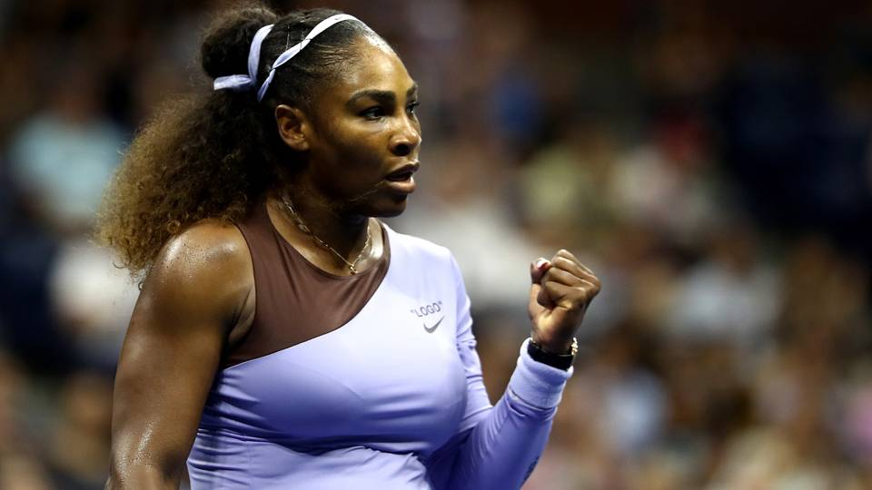 U.S. Open 2018: Serena Williams thunders into final