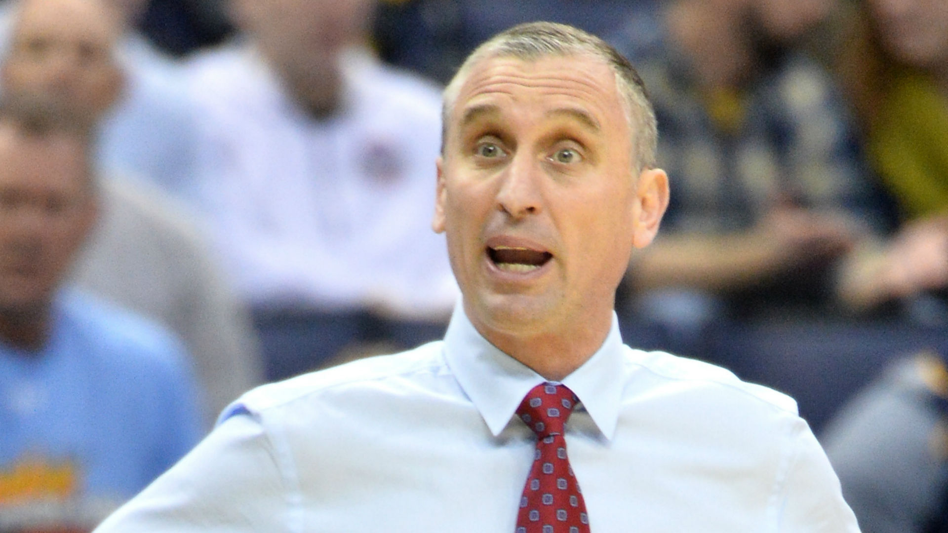 e07c0de625a6 Report  Arizona State hires Bobby Hurley away from Buffalo ...