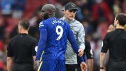 Romelu Lukaku is a huge part of Chelsea's gameplan
