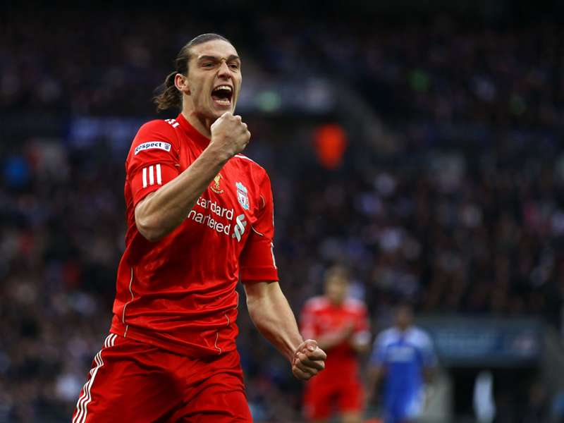 Rodgers hails former Liverpool star Carroll