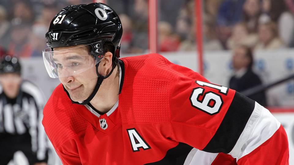 Senators sign leading scorer Mark Stone to 1-year deal, avoiding arbitration