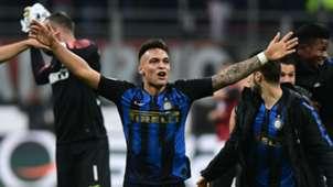 LautaroMartinez Inter Milan - Cropped