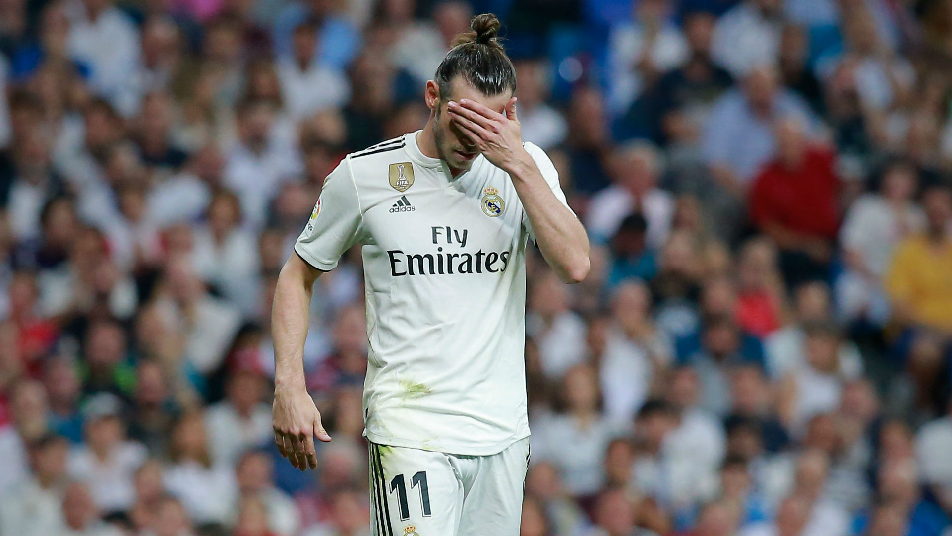Gareth Bale returns for Alaves trip — Real Madrid