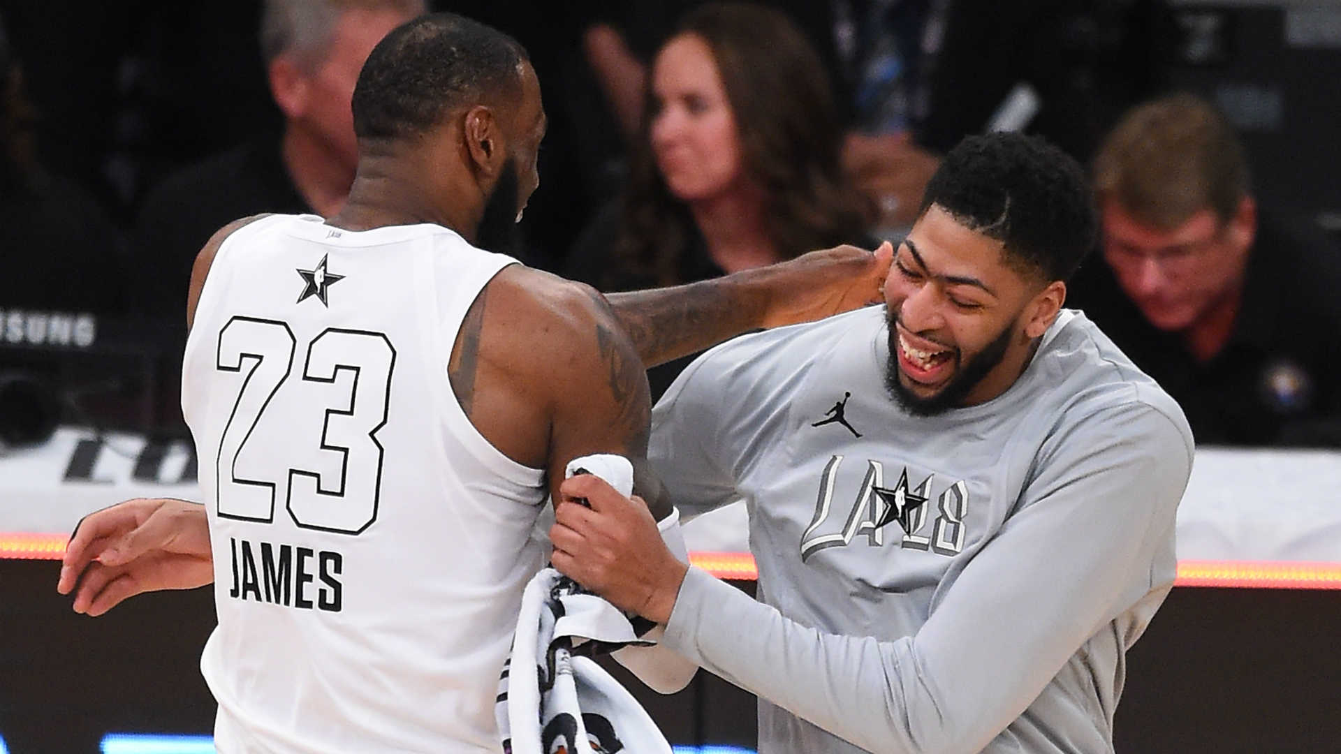 e4477f180944 Reported NBA memo alludes to LeBron James  remarks about Anthony Davis trade