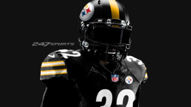 online store 2b48f 906d0 Steelers to sport 'Color Rush' uniforms vs. Ravens ...