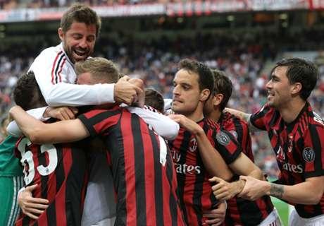 AC Milan to re-enter Europa League