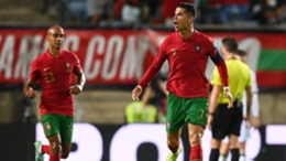 Cristiano Ronaldo became the leading goalscorer in the history of men's international football with a brace against the Republic of Ireland