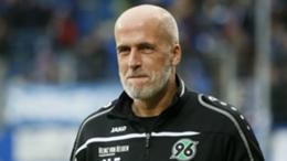 Michael Frontzeck has taken over as interim Wolfsburg head coach