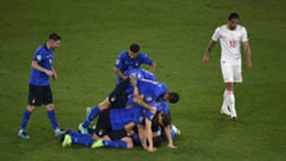 Italy are through to the last 16