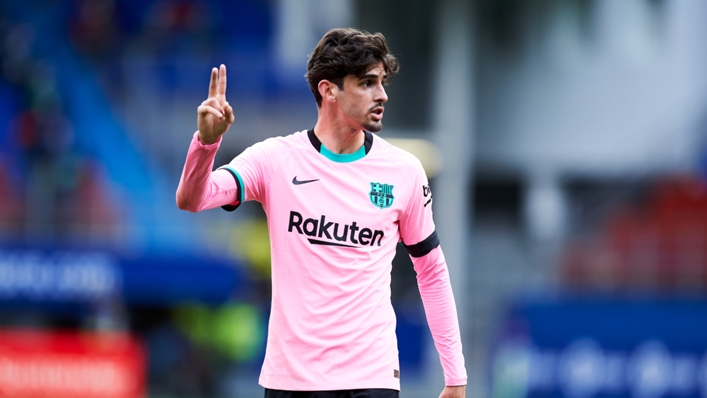 Barcelona youngster Francisco Trincao has made an intriguing loan move to Wolves