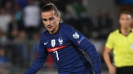 France attacker Antoine Griezmann