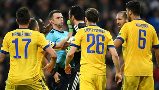Bonucci on Madrid penalty: Thank goodness I wasn't there