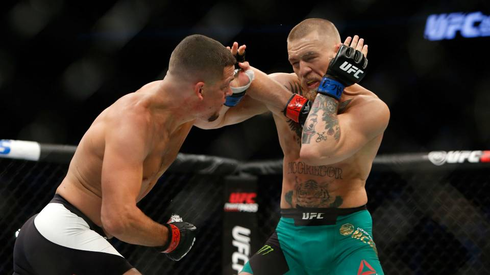 UFC reportedly considered tournament with Conor McGregor, Nate Diaz, Georges St-Pierre
