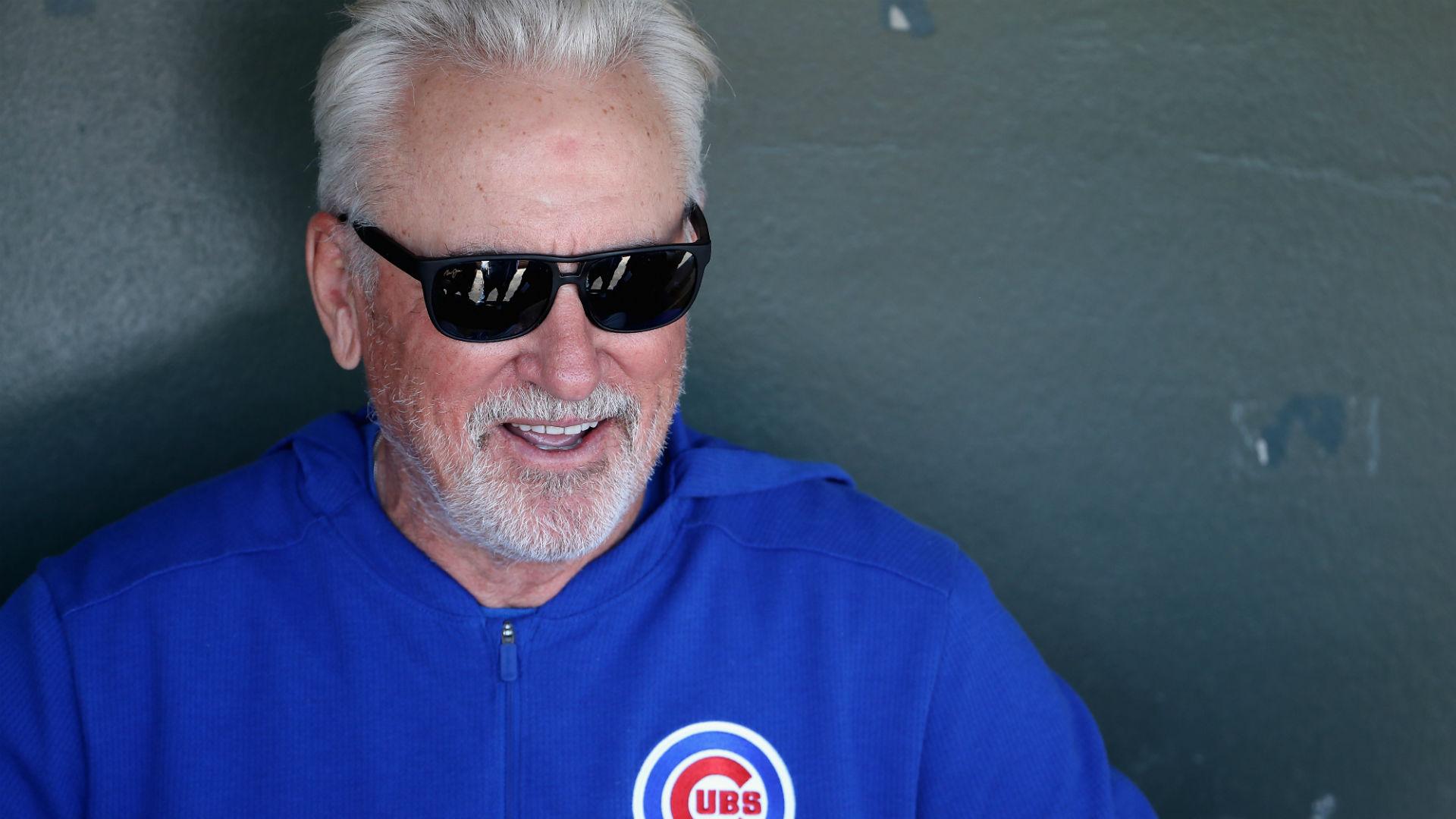 Cubs feel 'pretty fortunate' to sign Jonathan Lucroy, says Joe Maddon